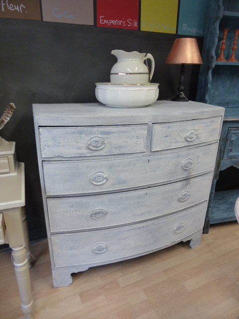 19th C Chest of drawers