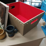 painted box - £12