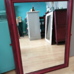 Deep Red 82cm x 62cm £75