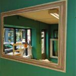 Grey Mirror , 89cm x 62cm, £95