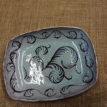 Decorative dish - £22