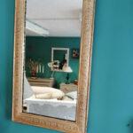 Gilded mirror - £55