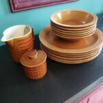 Various Hornsea crockery from £3