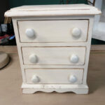 mini chest of drawers - £28