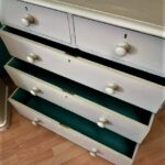open drawers CG chest