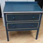 Aubusson Blue Painted Furniture Shabby Chic Bury St Edmunds Suffolk Ipswich Cambridge Diss